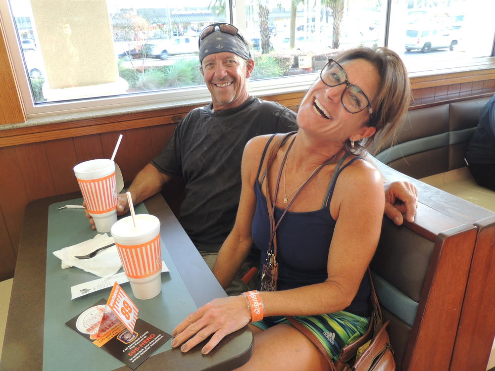 Whataburger night and Muffins with mom 014