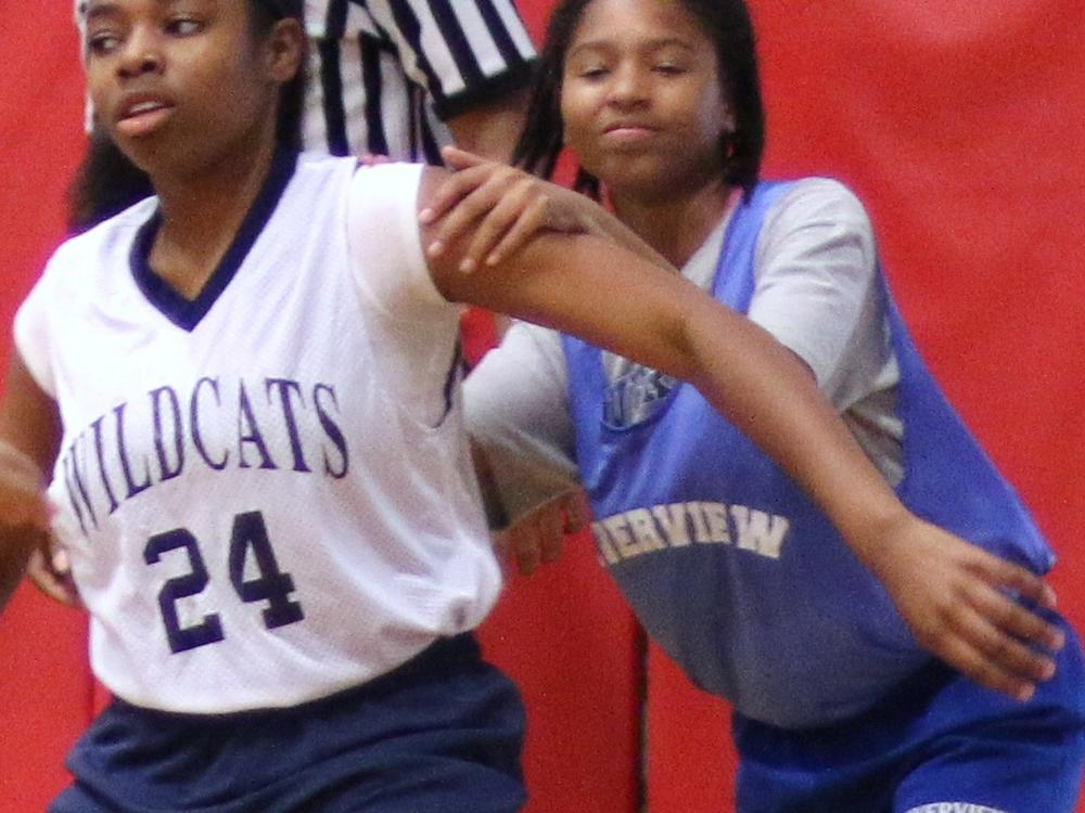 2-26-14 Riverview at OGMS girls 054
