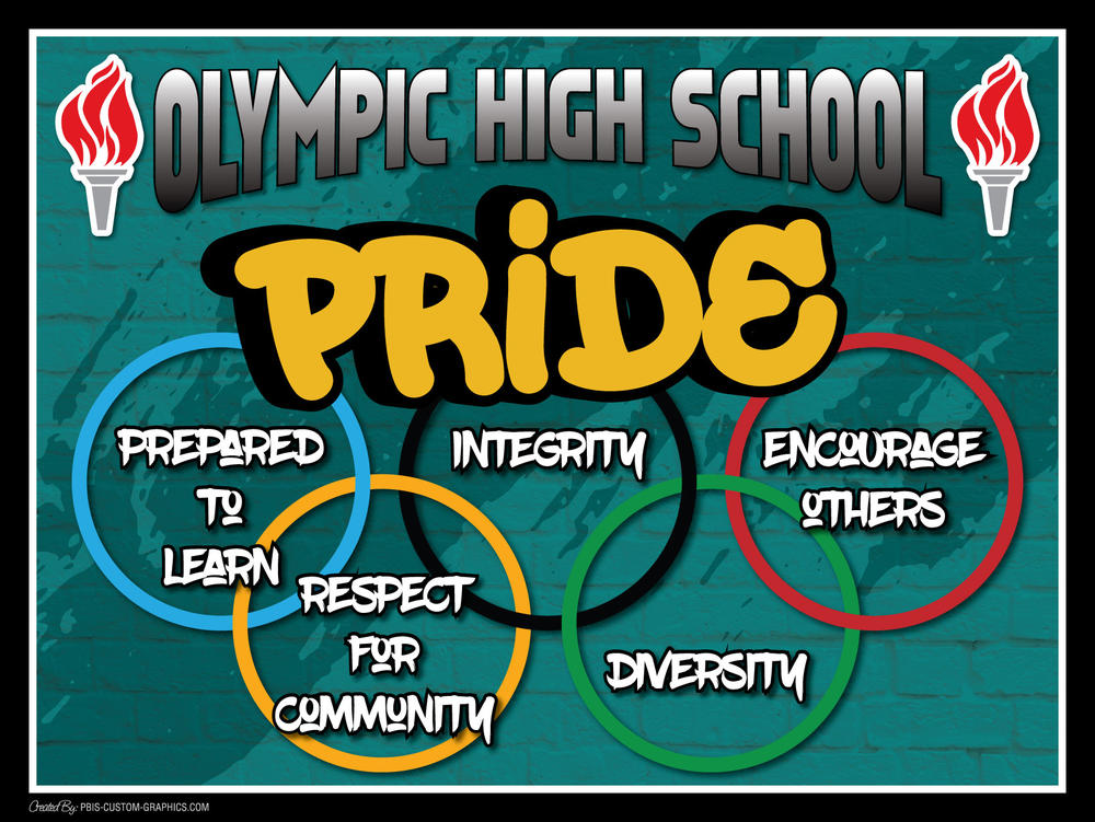Olympic High Pride
