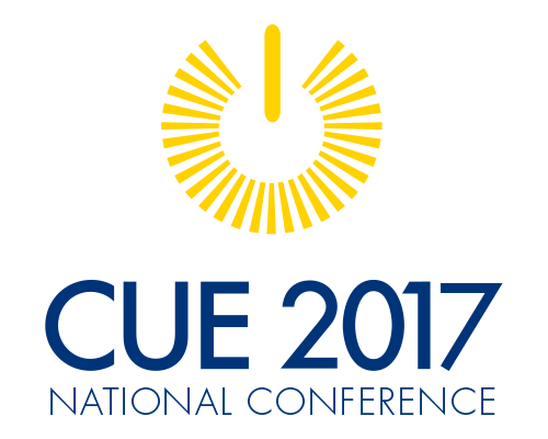 CUE17 National Conference