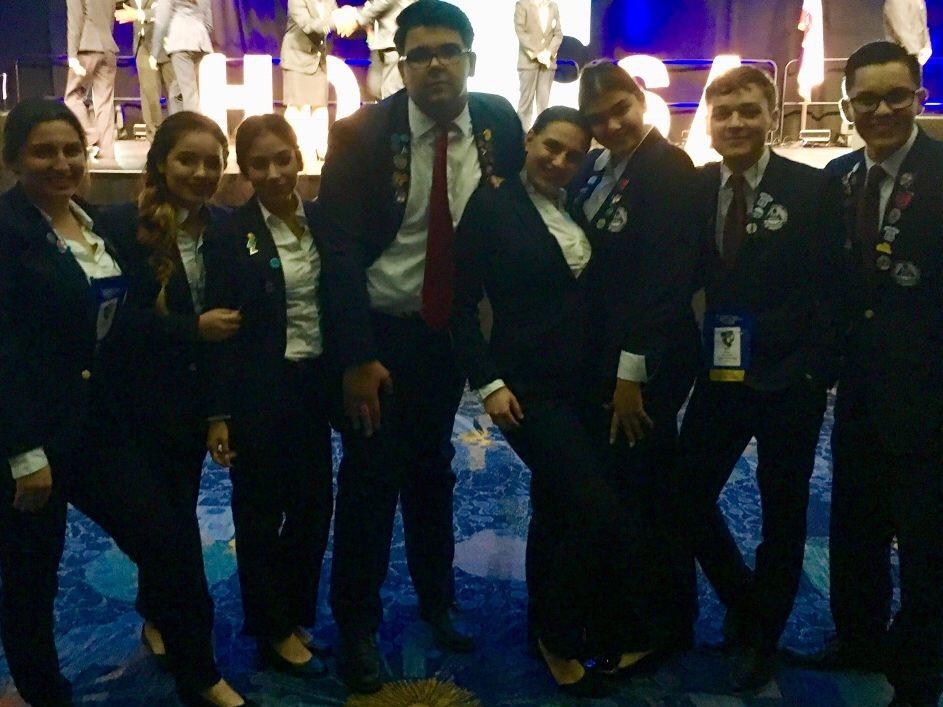 ATC s HOSA @ 2018 HOSA s State Leadership Conference pictures