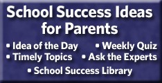 Success Ideas for Parents