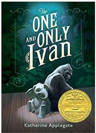 cover of one and only ivan book