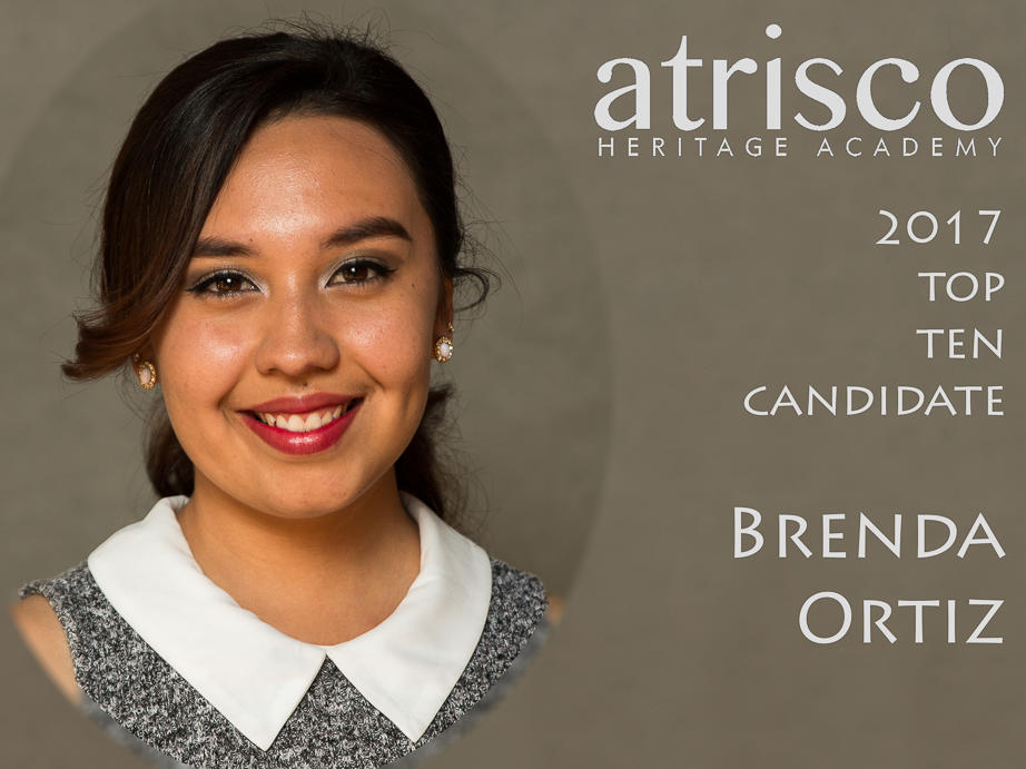 AHA 2017 Top Ten Candidate Clarizza Morales-Chacon