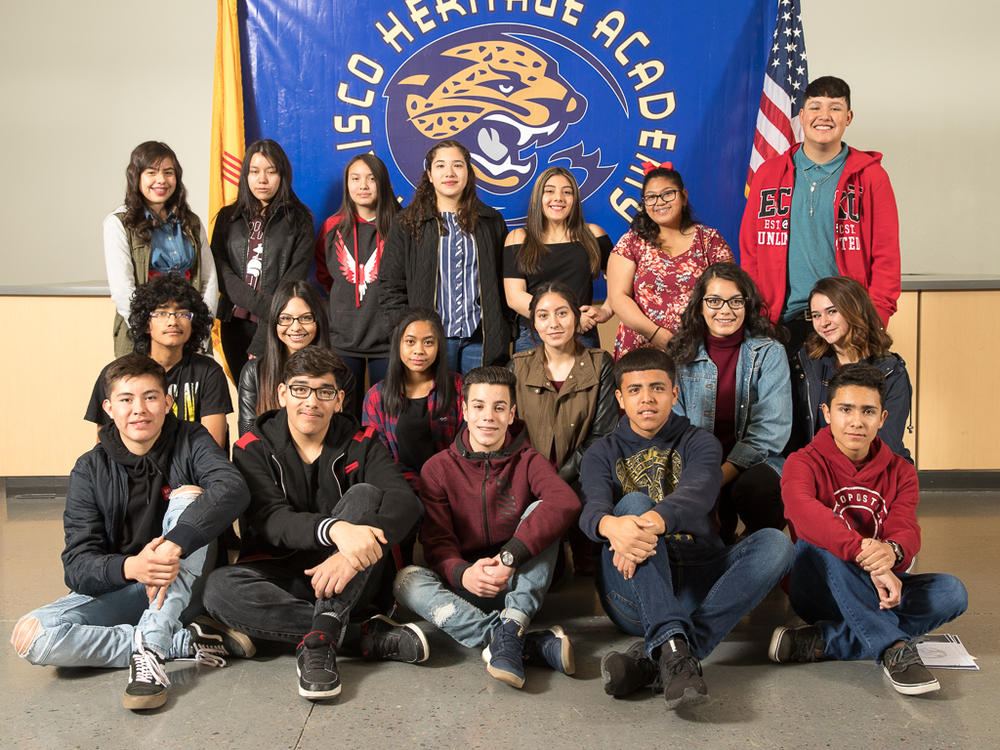 February 2018 STUDENT OF THE MONTH CEREMONY - Culinary Arts