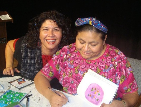 Jovita and Rigoberta Menchu