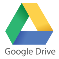 Google Drive Square Icon