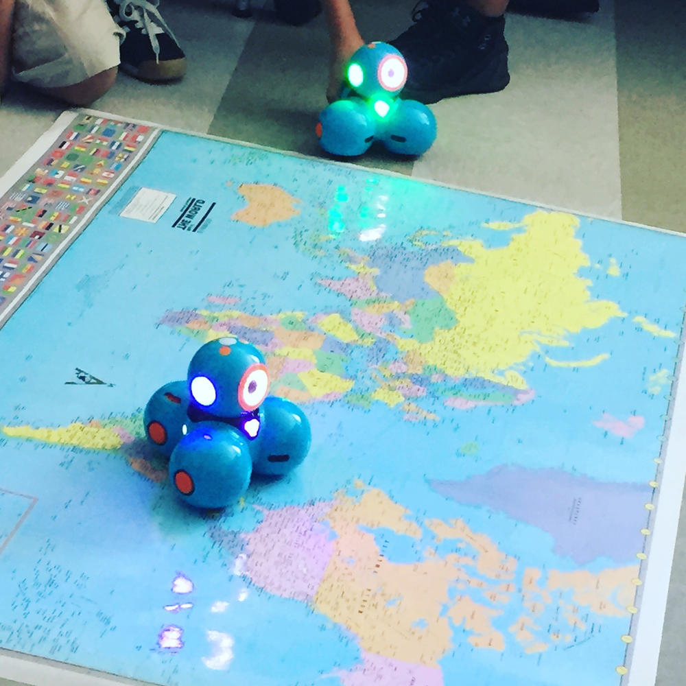 Spheros world