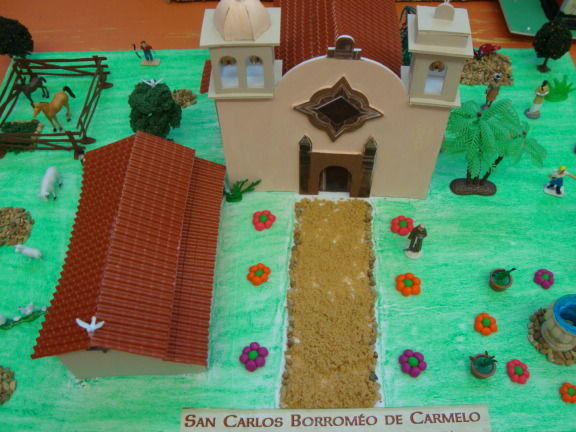 CA Missions from Ms. Huang s Class