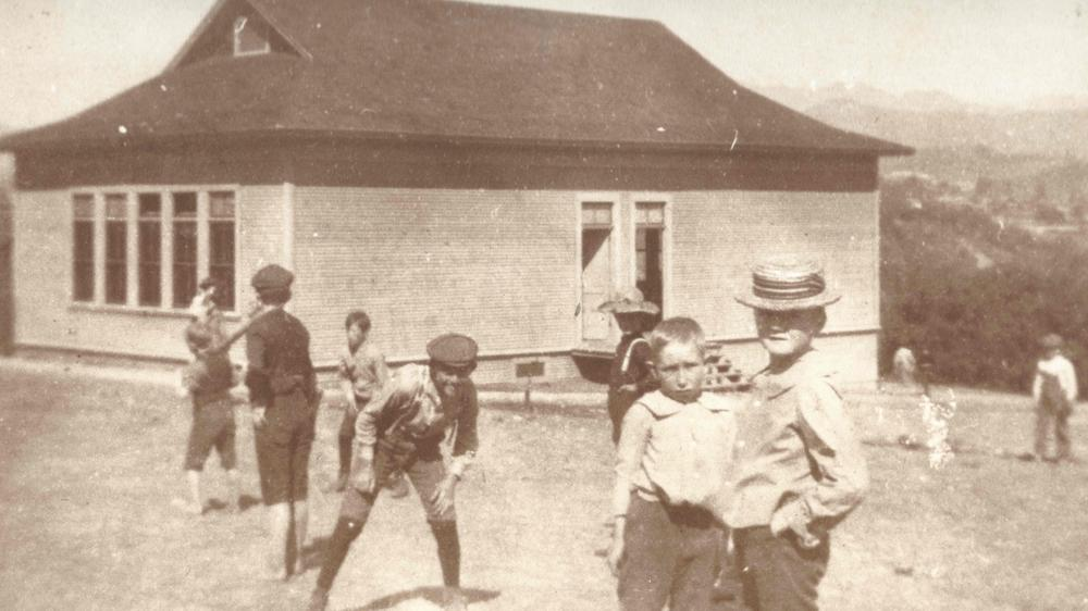 Original School House, 1903