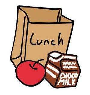 Lunch bag clipart