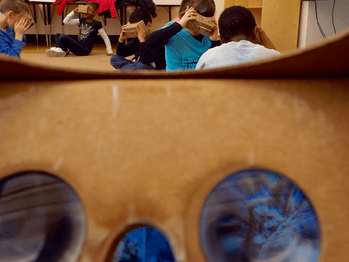 Google Expeditions 2