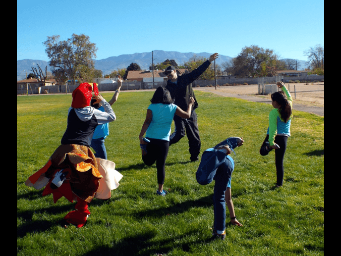 Turkey Trot Images 2016