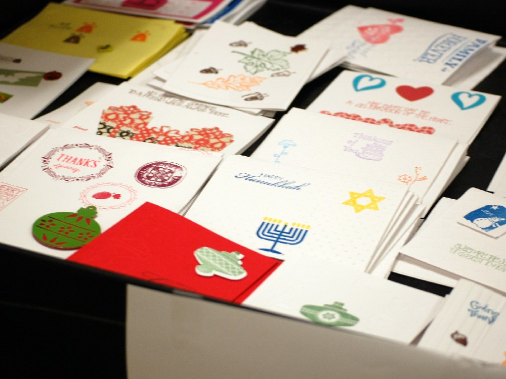 Grapic Design - Gift Cards