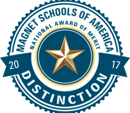 Magnet Schools of America Distinction Award 2017