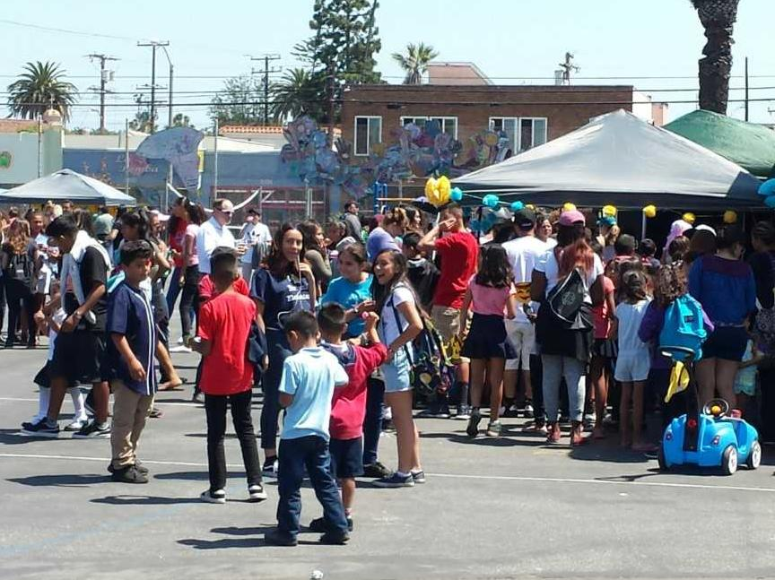 The Famous Burbank School Fair June 29, 2017
