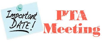Important Date, PTA Meeting