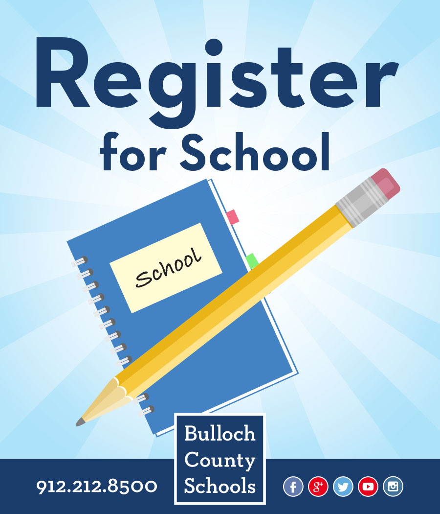 Register for School Logo