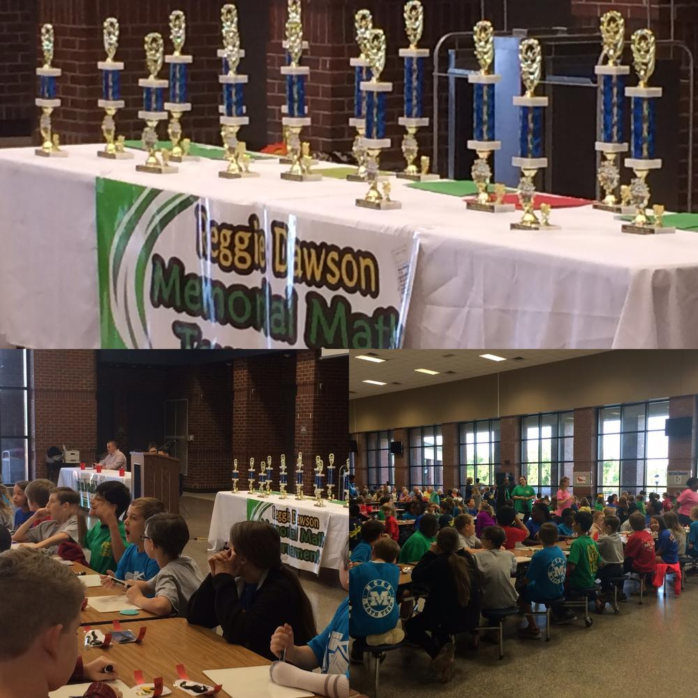 Reggie Dawson Math Tournament