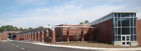 New Mattie Lively Elementary