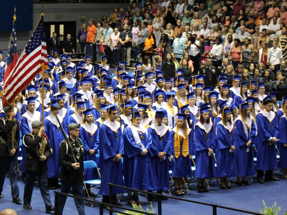 Southeast Bulloch High School Graduation
