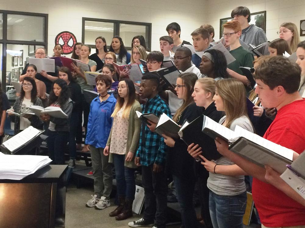 Southeast Bulloch High Advanced Chorus