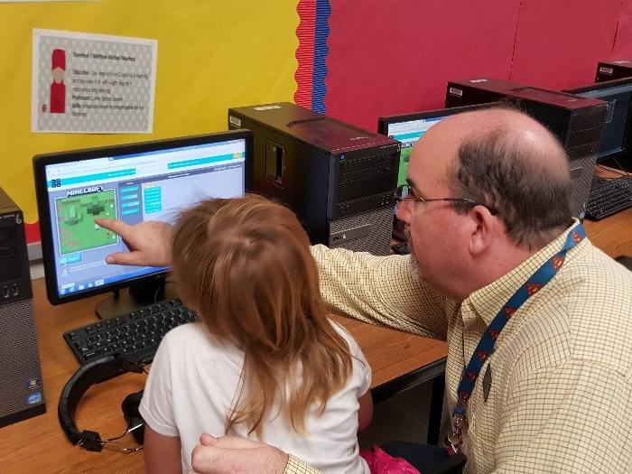 Learning Basic Engineering Principals at Brooklet Elementary