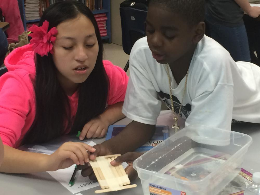 STEM Day Activities at Brooklet Elementary