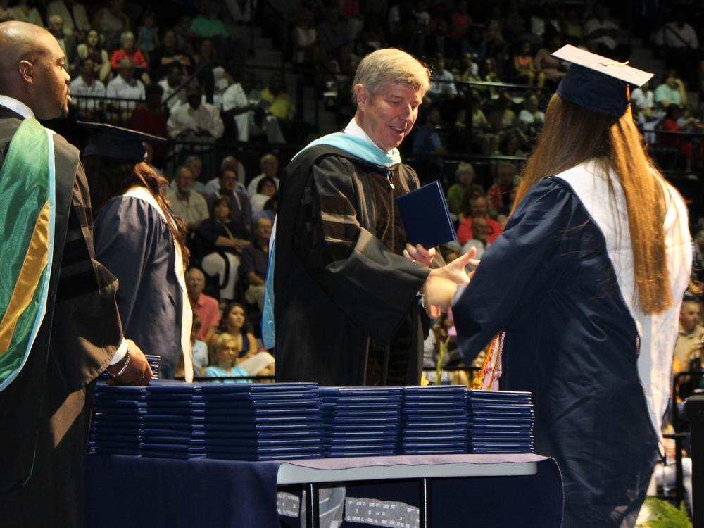 Statesboro High School Graduation