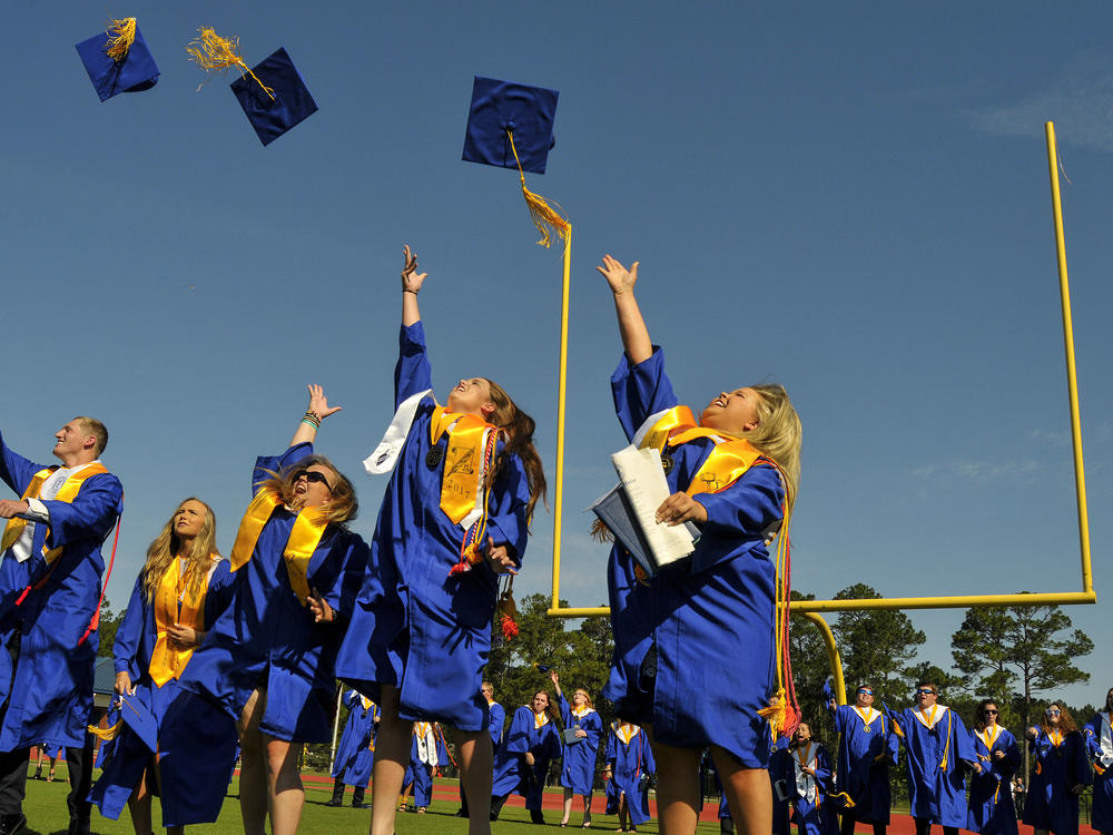 p Southeast Bulloch High School Graduation p