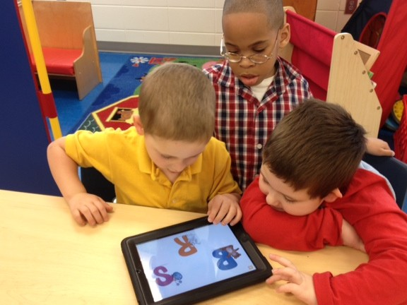 Technology Enhances Classroom Instruction