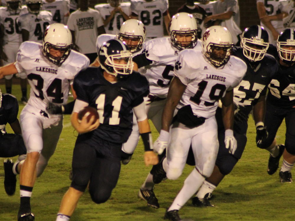 Statesboro High School Blue Devils Football