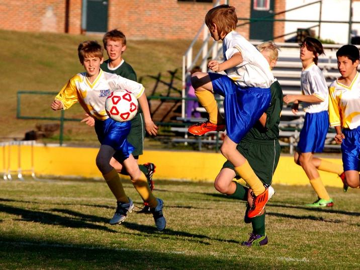 Middle School Athletics Soccer