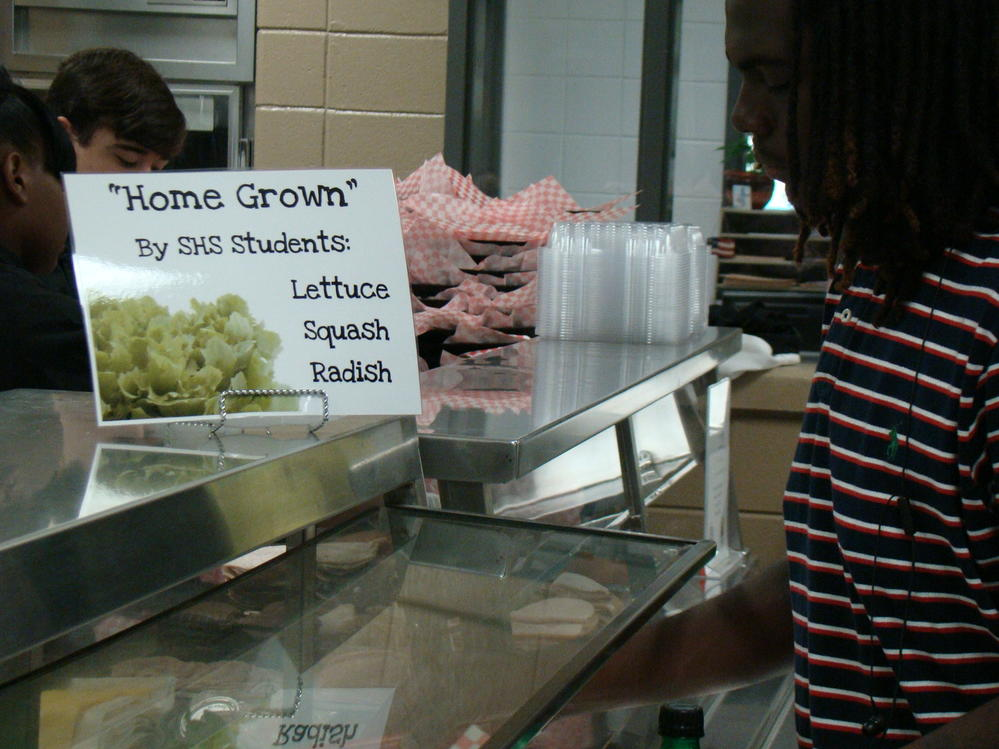 Feed My School Program at Statesboro High