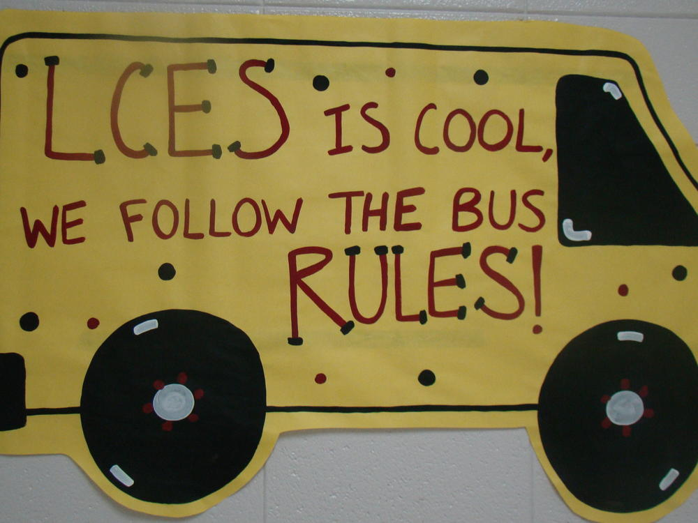 Teachers partner with us to reinforce bus safety