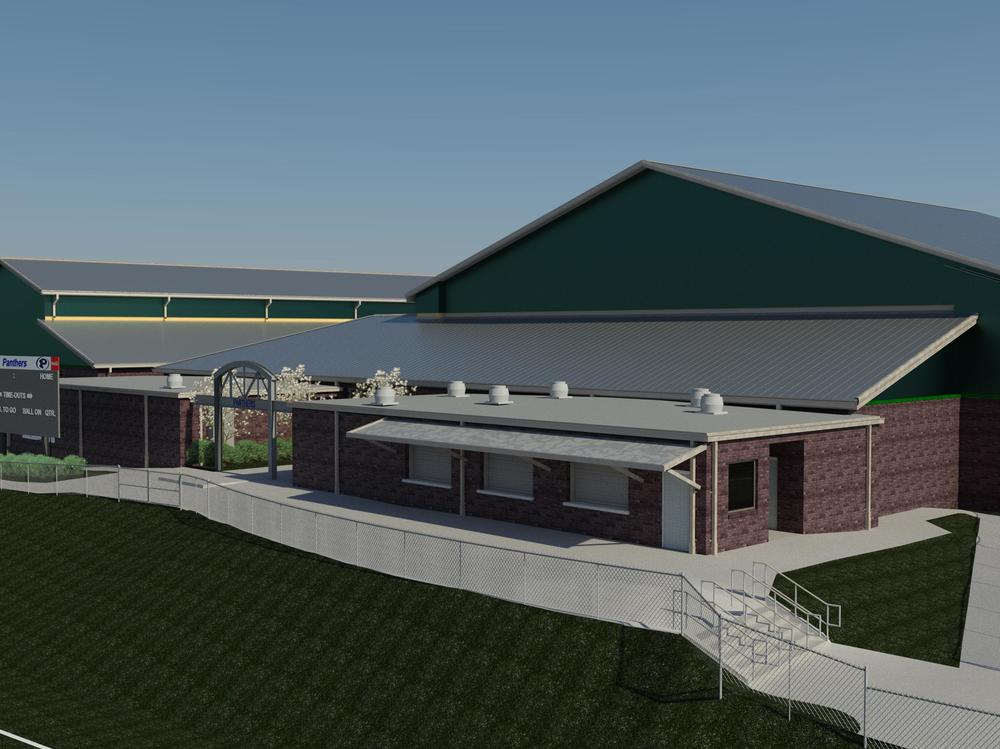 Portal Middle High School Athletic Complex