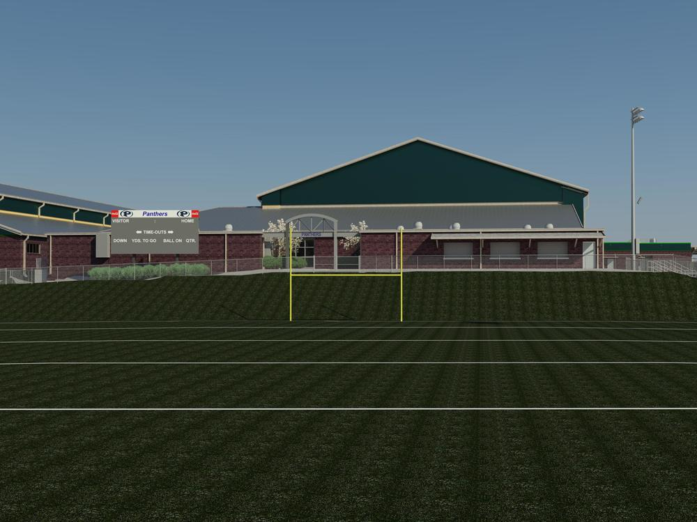 Portal Middle High Athletic Complex