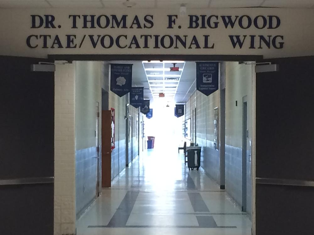 Vocational Wing at Southeast Bulloch High School