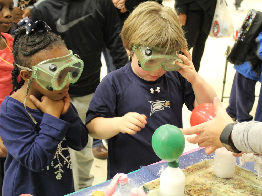Learning Events Family STEM Night