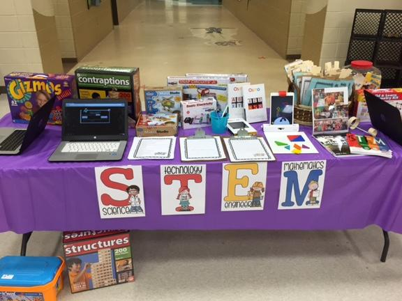 STEM Supplies provided by foundation