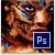 Adobe Photoshop logo 2