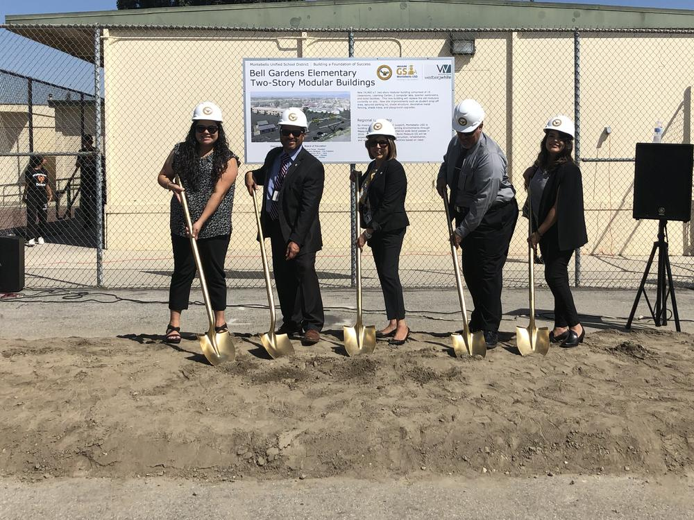 Bell Gardens Elementary Home Page