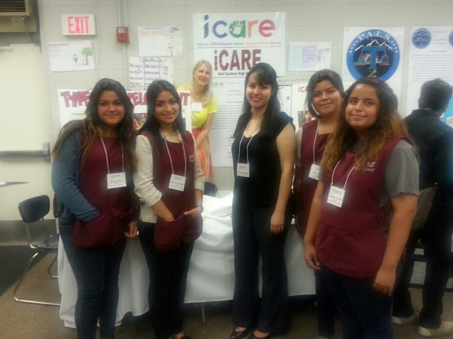 iCARE Class of 2016