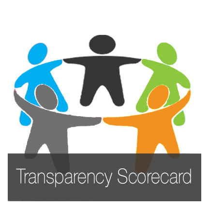 transparency scorecard