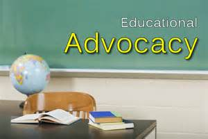 Educational advocacy