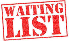 Waiting list picture