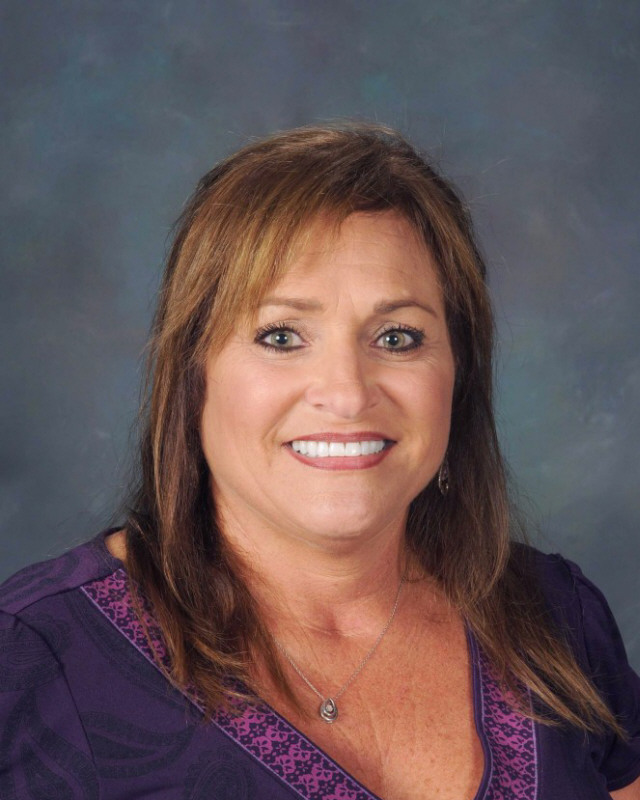 Picture of special education assistant Lisa Kail