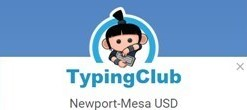 NMUSD Typing Club logo