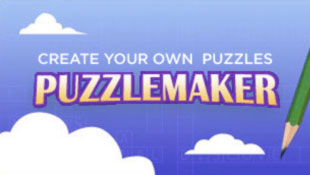 Create Your Own Puzzles - Puzzlemaker