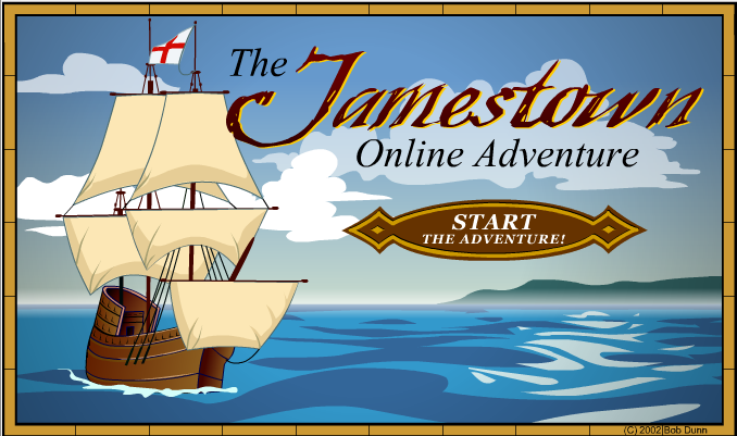 The Jamestown Online Adventure